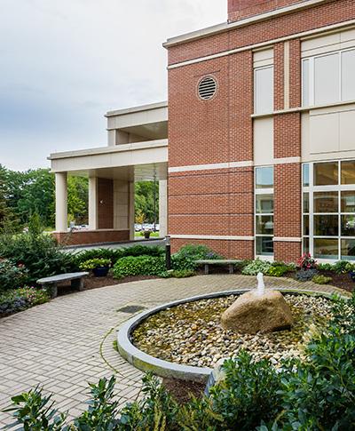 SMHC Dorothy Walker Bush Pavilion